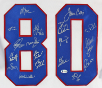 "1980 ""Miracle on Ice"" Hockey Jersey Team-Signed by (18) with Mike Eruzione, Jim Craig, Craig Patrick, Dave Silk (Beckett COA) at PristineAuction.com"