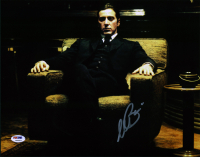 "Al Pacino Signed ""The Godfather II"" 11x14 Photo (PSA COA) at PristineAuction.com"