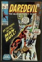 """Stan Lee Signed 1964 """"Daredevil"""" #78 Marvel Comic Book (PSA Hologram) at PristineAuction.com"""