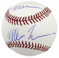 "Mike Tyson Signed OML Baseball Inscribed ""Iron"" (PSA COA) at PristineAuction.com"
