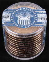 Ballistic Roll of (12) 2010 Presidential Dollars at PristineAuction.com