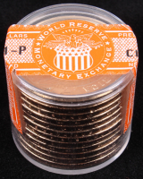Ballistic Roll of (12) 2011 Presidential Dollars at PristineAuction.com