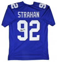 Michael Strahan Signed Jersey (Beckett COA) at PristineAuction.com