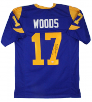 Robert Woods Signed Jersey (Beckett COA) at PristineAuction.com