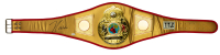Julio Cesar Chavez Signed Full-Size WBC Championship Belt (JSA COA) at PristineAuction.com