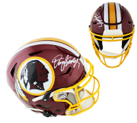 Dwayne Haskins Signed Redskins Full-Size Authentic On-Field SpeedFlex Helmet (Radtke COA) at PristineAuction.com