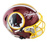 Dwayne Haskins Signed Redskins Full-Size Authentic On-Field SpeedFlex Helmet (Radtke COA) at PristineAuction.com