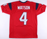 Deshaun Watson Signed Jersey (Leaf COA) at PristineAuction.com