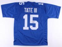 Golden Tate Signed Jersey (JSA COA) at PristineAuction.com