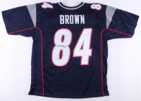 Antonio Brown Signed Jersey (JSA COA) at PristineAuction.com