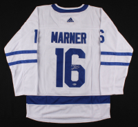 Mitch Marner Signed Maple Leafs Jersey (Beckett COA) at PristineAuction.com
