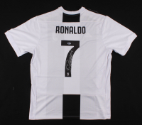 Cristiano Ronaldo Signed Juventus Jersey (Beckett COA) at PristineAuction.com