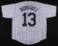 Alex Rodriguez Signed Jersey (Beckett COA) at PristineAuction.com