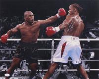 "Lennox Lewis Signed 16x20 Photo Inscribed ""2017"" (JSA COA) at PristineAuction.com"