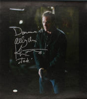 "Kiefer Sutherland Signed ""24"" 23x24 Canvas Print with Inscription (JSA COA) at PristineAuction.com"