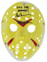"Ari Lehman Signed ""Friday the 13th"" Mask Inscribed ""Kill For Mama!"" & ""Jason 1"" (Beckett COA) at PristineAuction.com"