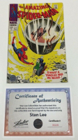 "Stan Lee Signed 1968 ""The Amazing Spider-Man"" #61 Marvel Comic Book (Lee COA) at PristineAuction.com"