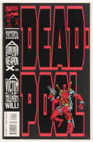 """1993 """"Deadpool"""" Vol. 1 Issue #1 Marvel Comic Book at PristineAuction.com"""