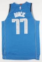 Luka Doncic Signed Dallas Mavericks Jersey (PSA COA) at PristineAuction.com