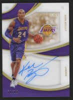 Kobe Bryant 2018-19 Immaculate Collection Shadowbox Signatures #21 at PristineAuction.com