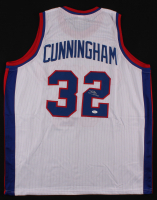 Billy Cunningham Signed Jersey (JSA COA) at PristineAuction.com