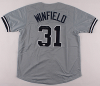 Dave Winfield Signed Jersey (JSA COA) at PristineAuction.com