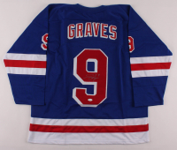 Adam Graves Signed Jersey (JSA COA) at PristineAuction.com