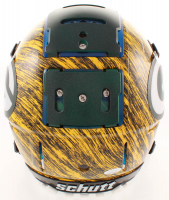 Jordy Nelson Signed Packers Full-Size Authentic On-Field F7 Hydro-Dipped Helmet (JSA COA) at PristineAuction.com