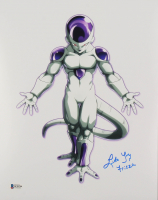 "Linda Young Signed ""Dragon Ball Z"" 11x14 Photo Inscribed ""Frieza"" (Beckett COA) at PristineAuction.com"