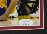 Allen Iverson Signed 76ers 11x14 Custom Framed Photo Display (JSA COA) at PristineAuction.com