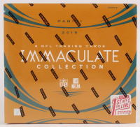 2019 Panini Immaculate 1st Off The Line Premium Edition Football Hobby Box - Factory Sealed at PristineAuction.com