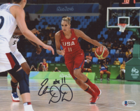Elena Delle Donne Signed Team USA 8x10 Photo (Beckett COA) at PristineAuction.com