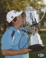 Jason Dufner Signed PGA Championship 8x10 Photo (Beckett COA) at PristineAuction.com