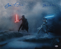 """Adam Driver & Daisy Ridley Signed """"Star Wars: The Rise of Skywalker"""" 16x20 Photo (Beckett COA) at PristineAuction.com"""