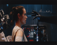 "Daisy Ridley Signed ""Star Wars: The Force Awakens"" 16x20 Photo (PSA COA) at PristineAuction.com"