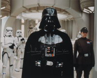 """David Prowse Signed """"Star Wars: The Empire Strikes Back"""" 16x20 Photo Inscribed """"Darth Vader"""" (Beckett COA) at PristineAuction.com"""