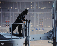 "David Prowse Signed ""Star Wars: The Empire Strikes Back"" 16x20 Photo Inscribed ""Is Darth Vader"" (Beckett COA) at PristineAuction.com"
