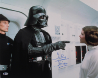 "David Prowse Signed ""Star Wars: A New Hope"" 16x20 Photo Inscribed ""Darth Vader"" (Beckett COA) at PristineAuction.com"