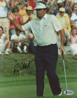 Raymond Floyd Signed 8x10 Photo (Beckett COA) at PristineAuction.com
