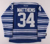 Auston Matthews Signed Maple Leafs Jersey (JSA ALOA) at PristineAuction.com