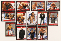 Lot of (13) Signed Assorted UFC Cards with Cole Miller, Dana White, Ryan Bader, Mark Munoz (JSA ALOA) at PristineAuction.com