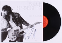 "Bruce Springsteen Signed ""Born To Run"" Vinyl Record Album Cover (JSA ALOA) at PristineAuction.com"