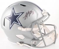 Leighton Vander Esch Signed Cowboys Full-Size Speed Helmet (JSA COA) at PristineAuction.com