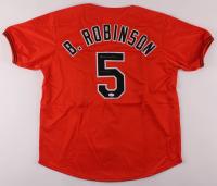 "Brooks Robinson Signed Jersey Inscribed ""HOF 83"" (JSA COA) at PristineAuction.com"
