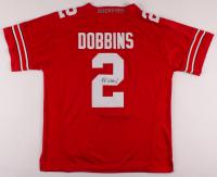 J.K. Dobbins Signed Ohio State Buckeyes Jersey (JSA COA) at PristineAuction.com