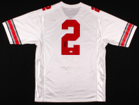 Chase Young Signed Ohio State Buckeyes Jersey (JSA COA) at PristineAuction.com