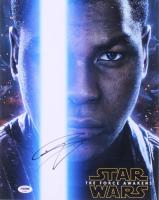 "John Boyega Signed ""Star Wars: The Force Awakens"" 11x14 Photo (PSA Hologram) at PristineAuction.com"