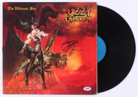 "Ozzy Osbourne Signed ""The Ultimate Sin"" Vinyl Record Album (PSA Hologram) at PristineAuction.com"