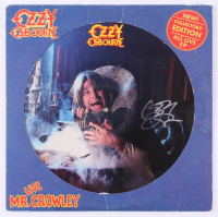 "Ozzy Osbourne Signed ""Mr. Crowley"" Vinyl Record Album (PSA Hologram) at PristineAuction.com"