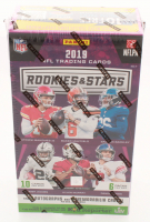 2019 Panini Rookies & Stars Football Hobby Box with (60) Cards at PristineAuction.com